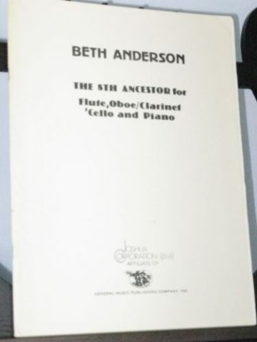 Anderson B - The Eighth Ancestor